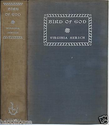 Bird of God - The Romance of El Greco 1929 Virginia Hersch