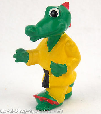 Oli Ogoshi aus Olympiade der Tiere 1996 von Bahlsen Fremdfigur ohne BPZ Krokodil