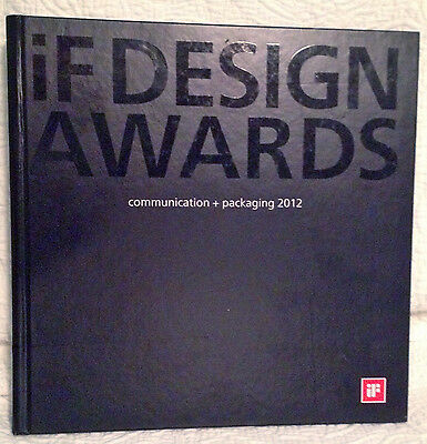 Graphic Design  If Design Awards 2012 Packaging  Art  English German Edition
