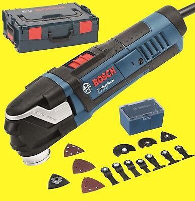 BOSCH Multifunktionswerkzeug GOP 40-30  L-Boxx Multi-Cutter +Zubehör