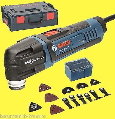 BOSCH Multifunktionswerkzeug GOP 30-28 L-Boxx 0601237000 Multi-Cutter