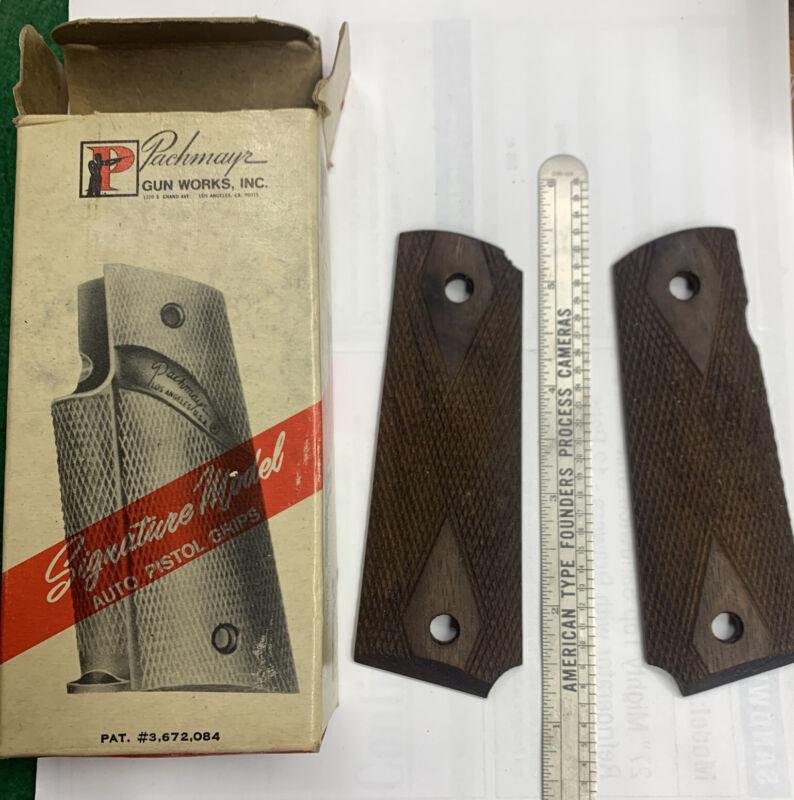 Vintage .45 Grips, Never Used, Pistol Grips — K/xo/30