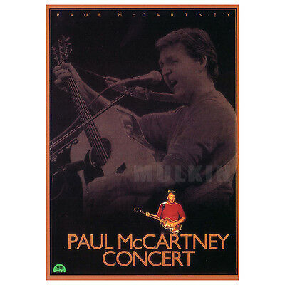 PAUL McCARTNEY - Concert DVD (New & Sealed)