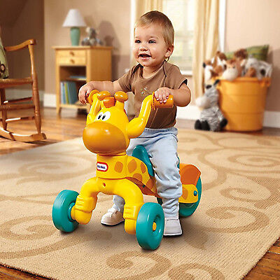 Ride On Giraffe Toys For Girls Boys Toddlers Riding 1 Year Old Gift Baby Bike - Year Olds