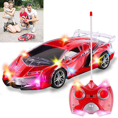 Remote Control Racing Car RC Toys For Boys Kids Children Electric 1:24 Light Up