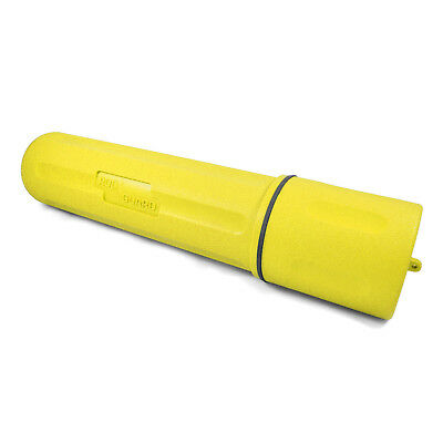 14 Yellow Welding Electrode Rod Guard Holder Storage Canister