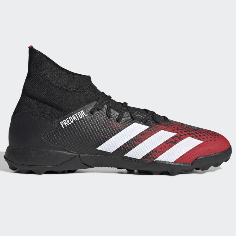 adidas Predator 20.3 TF - Black-Red