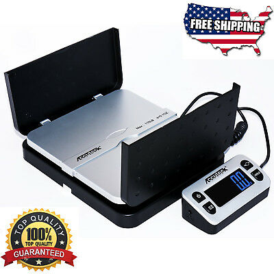 Electronic Refrigerant 110lb Charging Digital Weight Scale Shipping Postal Scale
