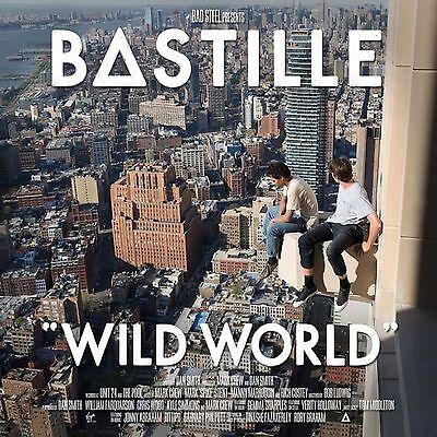 BASTILLE WILD WORLD 2 X VINYL LP + BOOKLET SEALED