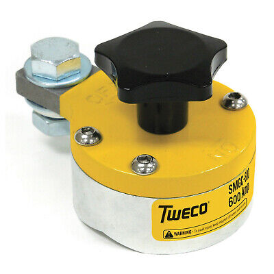 Tweco 600 Amp Smgc600 Switchable Magnetic Ground Clamp 9255-1062