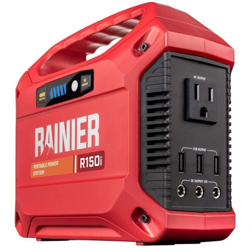 Outdoor Power Equipment Portable Power Station Camping Traveling Solar Generator