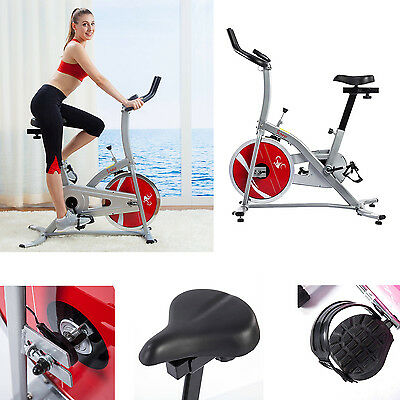 Bicycle Cycling Fitness Gym Exercise Bike Exerciser Cardio Workout Home Indoor