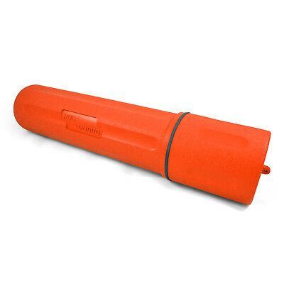 14 Orange Welding Electrode Rod Guard Holder Storage Canister