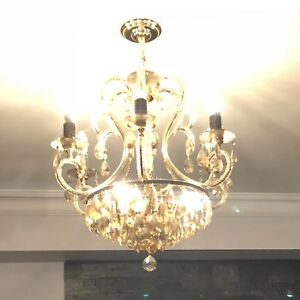 Chandelier/ceiling light fixtures for sale