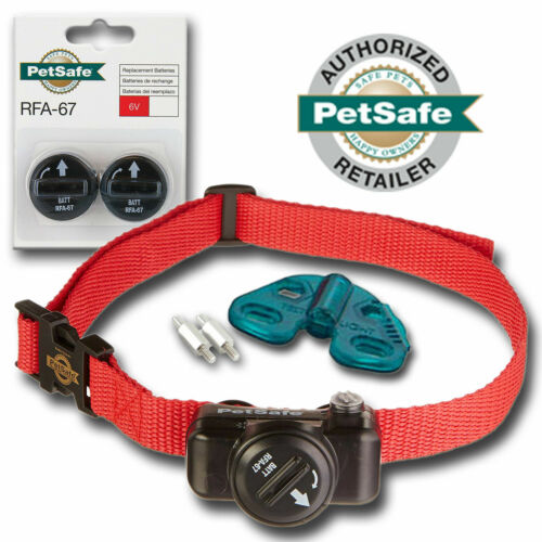 In-Ground Deluxe Ultralight Dog Fence Collar Receiver Bundle PetSafe PUL-275
