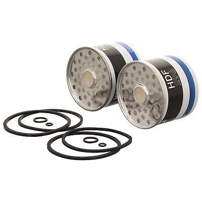 2 Filter / Kraftstofffiltereinsatz /Kraftstofffilter passend für John Deere 820