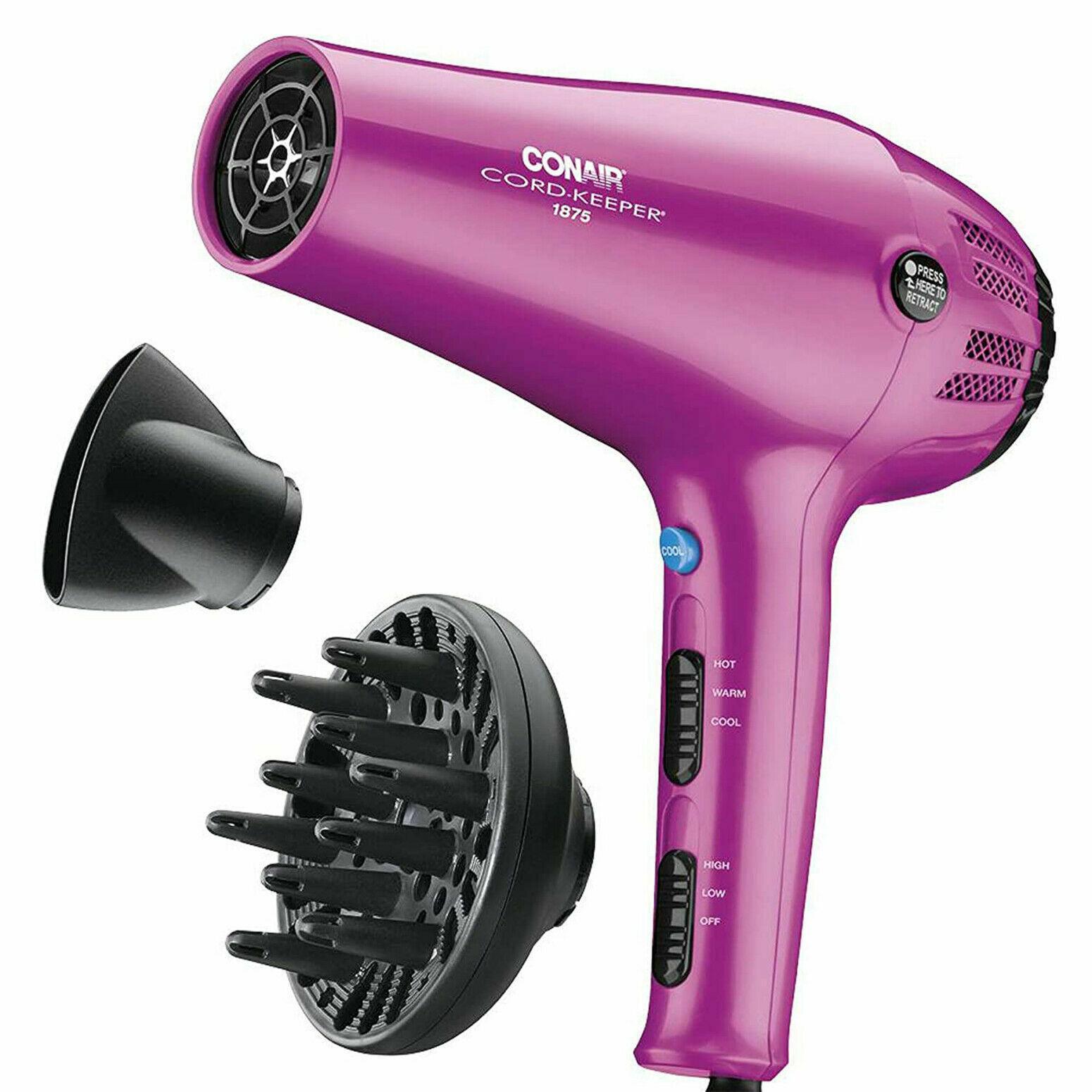 CONAIR HAIR DRYER IONC CRD KPR 209P