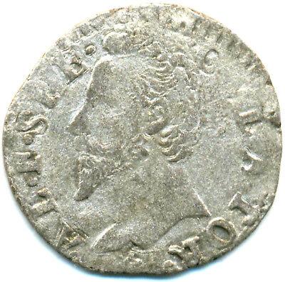 Italien-Parma, Alessandro Farnese III., Parpagliola con Athena in ss+