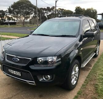 2011 Ford Territory TS Limited Edition SY MKII Auto RWD Cowra Cowra Area Preview