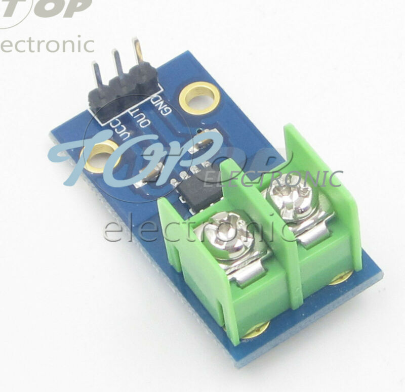 New 30A range Current Sensor Module ACS712 Module Arduino module ACS712T
