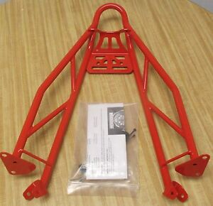 Polaris seat support luggage rack