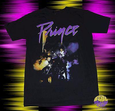 New Prince Purple Rain 1984 Mens Vintage Classic T-Shirt