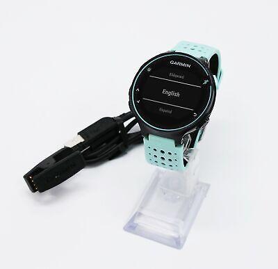 Garmin Forerunner 235 GPS Running Watch - Frost Blue