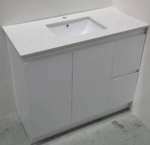 Bathroom Stone Top Vanity [1000 mm] Moorabbin Kingston Area Preview