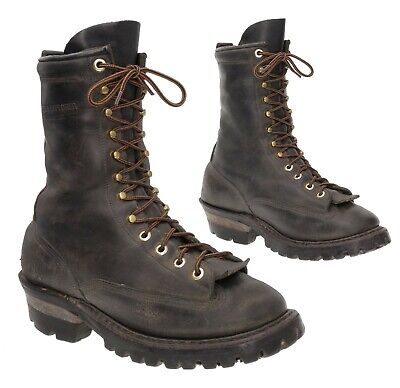 Whites HATHORN Boots 8 D Logger Firefighter Packer HUNTING Smoke Jumper Boots