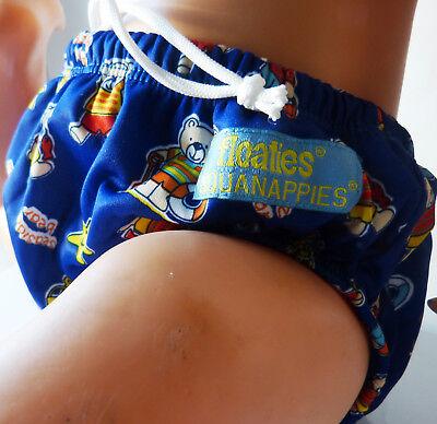 NEU 62 68 74 80 86 92,3-6 Monate,Schwimm Windel Aqua Badehose Baby Jungen,blau