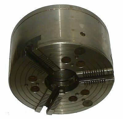 12 Pratt Burnerd Hydraulic Power Lathe Chuck A2-8 Spindle Mount