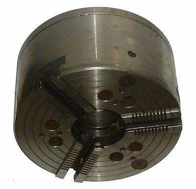 12 Pratt Burnerd Hydraulic Power Lathe Chuck A2-8 Spindle Mount