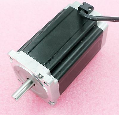 Nema34 Single Shaft 5a1841oz-in Stepper Motor