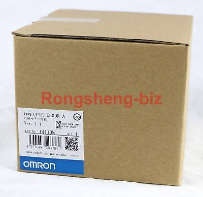 Omron Sysmac Cp1e Cp1e-e30dr-a Cp1ee30dra Original New In Box Free Ship