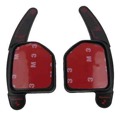Schlüssel Tasche Etui LEDER ROT #3 für Audi A1 A3 8P A4 B8 A5 8T A6 4F 4G Q3 Q5