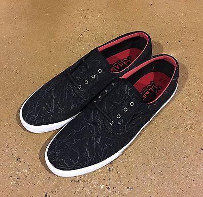 Lakai Judo Size 7.5 White Canvas BMX DC SB Skate Shoes Deadstock