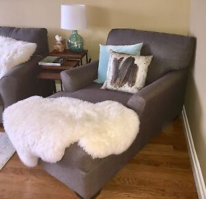 Ashley Tibee Chaise - Excellent, like new condition
