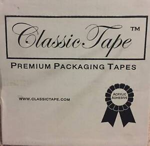 Brand New Premium quality 36 x Packaging Tape 48mm x 50m - Clear
