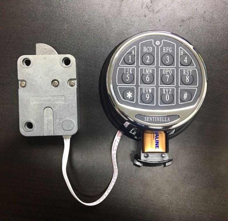 Electronic Keypad Safe Lock For Gun Any Safe Vault Build Your Own Safe