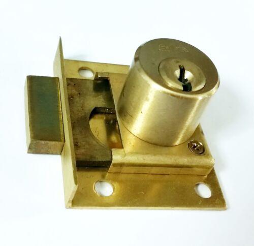 CCL Pin Tumbler Half Mortise Keyed Different Lock Deadbolt Drawer Locksmith