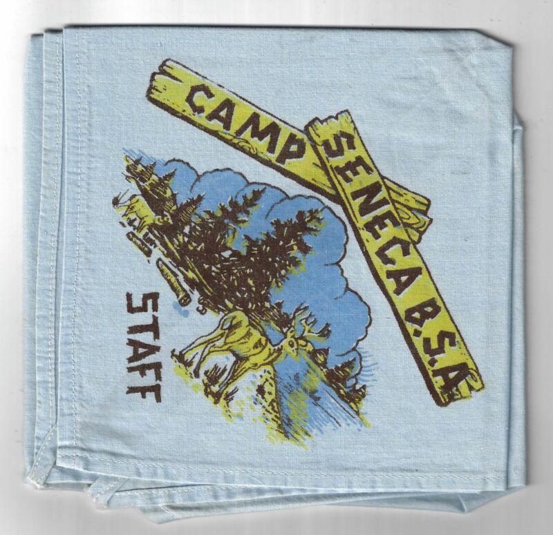 Camp Seneca BSA Staff Neckerchief [MX-2949]