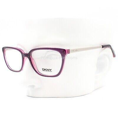 Dkny DY 4667 3676 Eyeglasses Optical Frames Glasses Crystal Violet 52-17-140