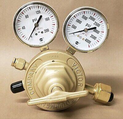 Rebuilt Victor Sr450 Oxygen Regulator With Warranty