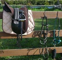 "17"" WINTEC SPORT DRESSAGE SADDLE PACKAGE Sorell Sorell Area Preview"