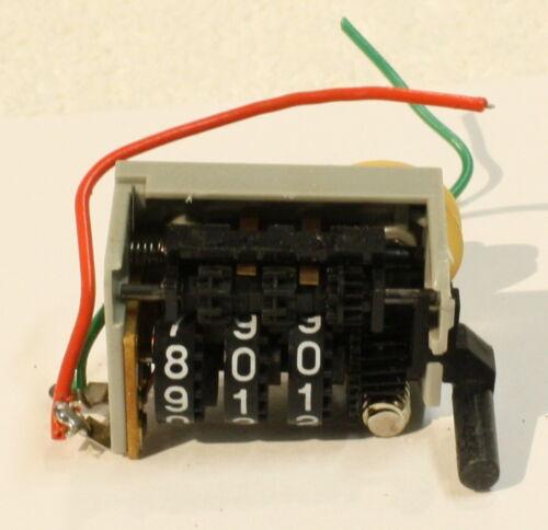 AKAI CS-707D Working Counter-Vintage Cassette Deck