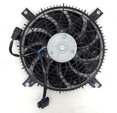 Hyundai  A  C  Condenser  Fan  Motor         True