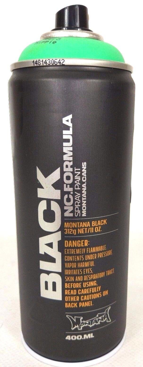 Montana Black Graffiti Sprühdose  400ml verschiedene Farben Spraydosen