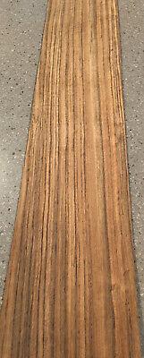Mozambique Wood Veneer 6 Sheets 33 X 7 9 Sq Ft