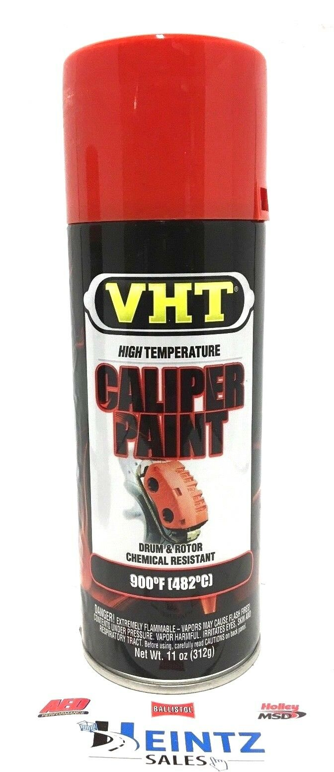 VHT SP733 ORANGE Brake Caliper Paint, Calipers, Drums, Rotors Paint - High Heat