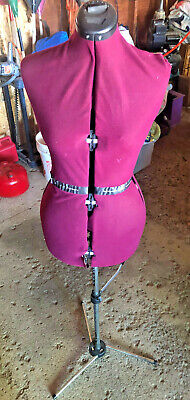 Seamstress Mannequin Dress Form Adjustable Dressmaker Sewing